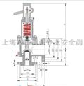 供應MWA44C美標波紋管安全閥