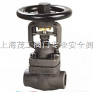 WJ61H焊接波紋管截止閥*上海茂工閥門