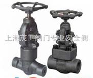 J61H锻钢焊接截止阀首选上海茂工阀门