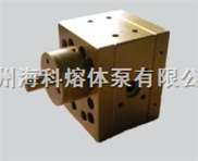 高温熔体齿轮泵 热熔胶泵