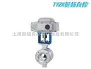 ZAJV型-电动V型调节球阀