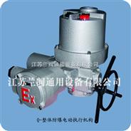 兰阀通用驱动装置-防爆整体型