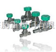 GM系列手动真空隔膜阀|上海腾重阀门