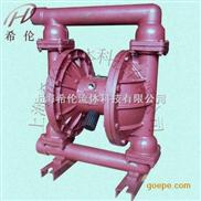 QBK四氟气动隔膜泵