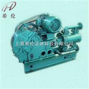 WBR電動高溫往復泵