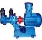 供应天津螺杆泵 三螺杆泵 3G系列三螺杆泵 3GBW保温三螺杆泵