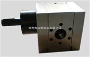 高温熔体输送泵 熔体化工泵 熔体齿轮泵 熔体计量泵