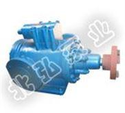 3G型卧式三螺杆泵