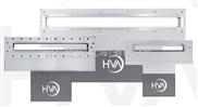 美国进口HVA 88200系列矩形真空闸板阀