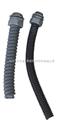 BSG-穿線專用鍍鋅包塑金屬軟管*機床附件*防火軟管