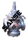 高灵敏度大流量蒸汽减压阀,永嘉不锈钢法兰减压阀