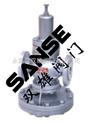 先导式超大膜片高灵敏度减压阀,永嘉不锈钢法兰减压阀