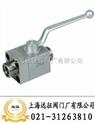 CJZQ高壓球閥-CJZQ高壓球閥上海遠征閥門