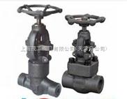 J61H锻钢焊接截止阀首选上海茂工截止阀