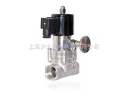 DN15-50mm不銹鋼螺紋雙控電磁閥