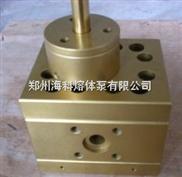 高温熔体计量泵 熔体计量泵