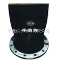 XH41A型橡膠排污止回閥帶短管甲乙的法蘭閥華鼎