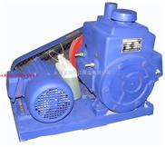 真空泵厂家:2X型双级旋片式系列真空泵