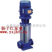 多級泵廠家:GDL型立式多級管道泵