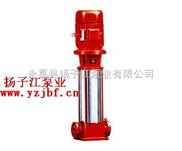 消防泵廠家:XBD-(I)立式多級管道消防泵