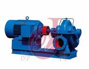 S0W单级双吸泵系水平中开蜗壳式离心泵