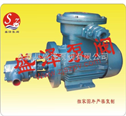 单相防爆齿轮油泵