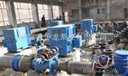 泵站和变频给水泵组调试、试运行