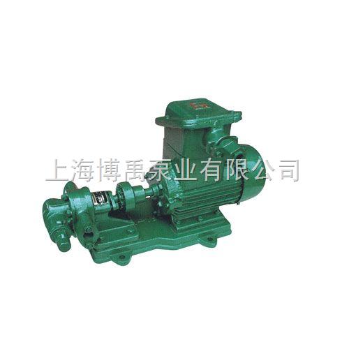 KCB/2CY齒輪式輸油泵
