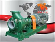 上海化工泵 GBF型襯氟塑料管道泵