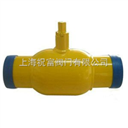 進口,直埋式焊接球閥, 進口MQ361F-25,埋地式全焊接球閥