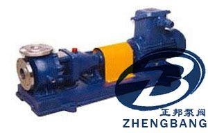 IR型耐腐蚀保温泵