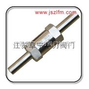 H21X H21H-整體焊接式單向閥