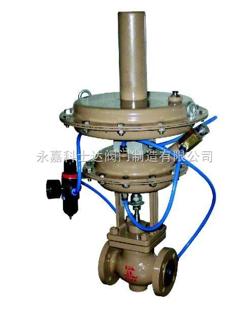 ZZHP型指挥器操作型自力式压力调节阀