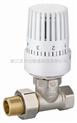 沃尔达黄铜散热器恒温控制阀、直式散热器恒温控制阀、温控阀