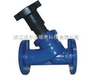 沃爾達靜態水力平衡閥、流量調節閥、流量分配閥