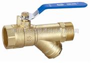沃爾達精制黃銅過濾器球閥,PP-R過濾器球閥,黃銅過濾器球閥