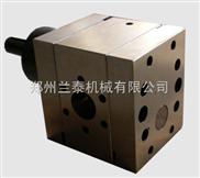 高温耐腐蚀熔体泵 高温熔体泵 熔体计量泵