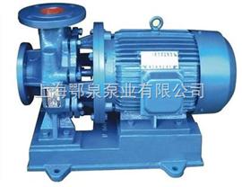 ISW系列卧式管道离心泵