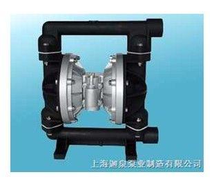 QBY型衬四氟防腐气动隔膜泵|耐腐蚀隔膜泵