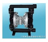 QBY型襯四氟防腐氣動隔膜泵|耐腐蝕隔膜泵