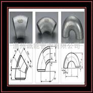批发供应焊接弯头 不锈钢管件 管件