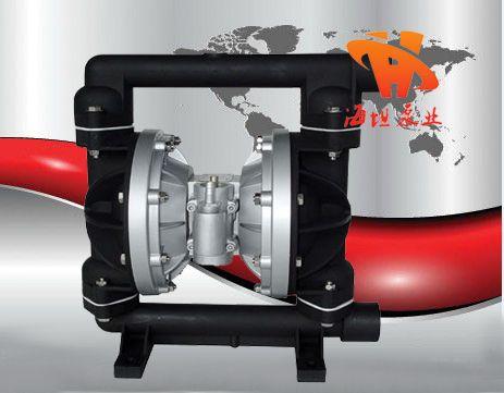 隔膜泵原理,隔膜泵制造商,QBY型工程塑料氣動隔膜泵