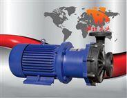 磁力泵結構,磁力泵概述,CQF型工程塑料磁力驅動泵