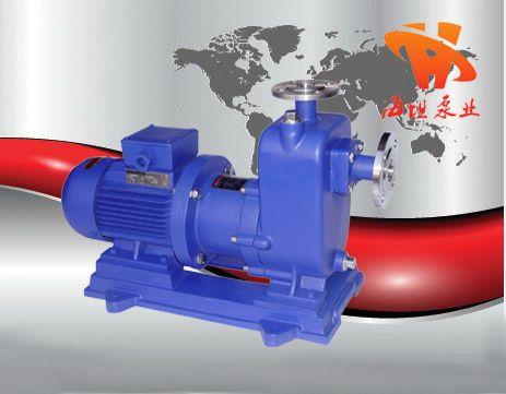 自吸泵生產廠商,自吸泵技術,ZCQ型磁力自吸泵
