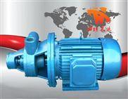 旋涡泵结构、旋涡泵参数、1W型单级旋涡泵