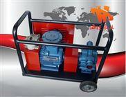 油泵技术、油泵型号、油泵厂家、KYB型移动式自吸滑板泵