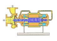 高温型屏蔽电泵