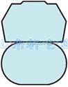 德国S型孔用旋转格来圈