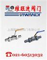 Q21F-16P广式外螺纹球阀,上海球阀|上海阀门|球阀生产厂家