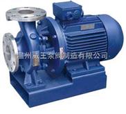 溫州威王廠家:ISWH臥式不銹鋼管道離心泵